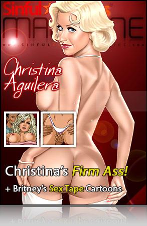 Hottest Celebrity Porn Cartoons