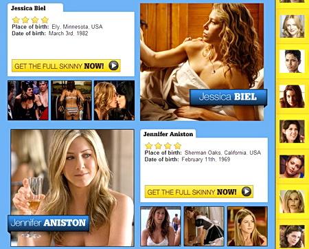 Mrskin.com - Great Site for Celebrity Nudity Fake Celebrity