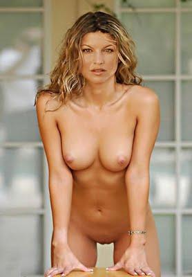 Fergie nude