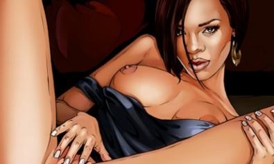 Sinful Rihanna