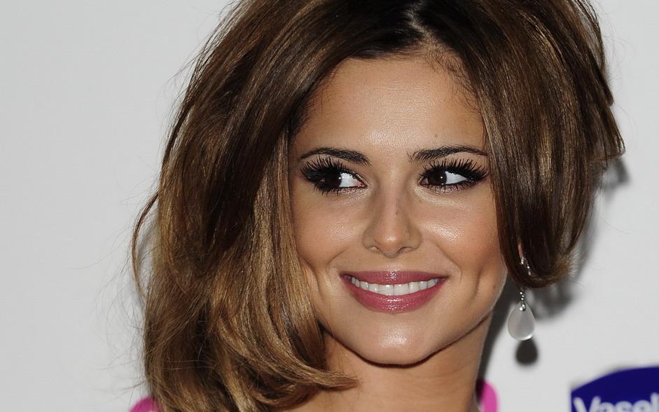 Cheryl-Cole sexy face
