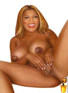Nude dreamboats Famous Comics Rihanna nude