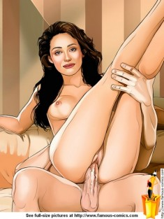 Sex for juicy pussy Emmy Rossum Famous Comics