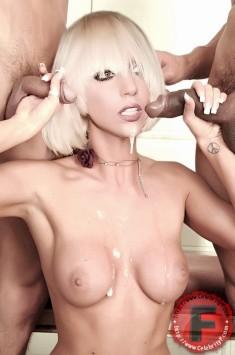 Great celeb sex Fake Celebrity Lady Gaga
